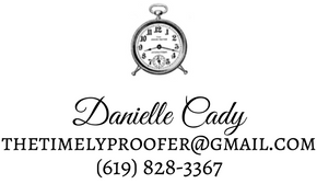 The Timely Proofer